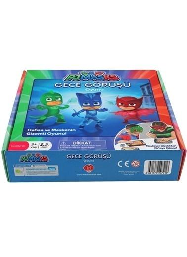 Morhipo kitap PJ Maskeliler Gece Görüşü Oyunu Renkli